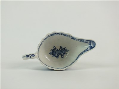 Lot 47-A Bow butterboat in the Desirable Residence pattern