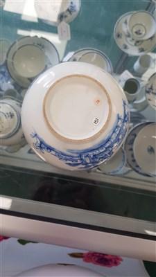 Lot 90 - A Bow porcelain slop or waste bowl