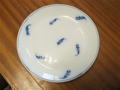 Lot 29-An interesting comparison group of Locre or a la Brindille porcelain