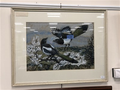Lot 3-Charles Frederick Tunnicliffe (1901 - 1979), When Birds Do Sing