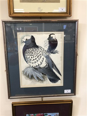Lot 5-Charles Frederick Tunnicliffe (1901 - 1979), Spangled Priest