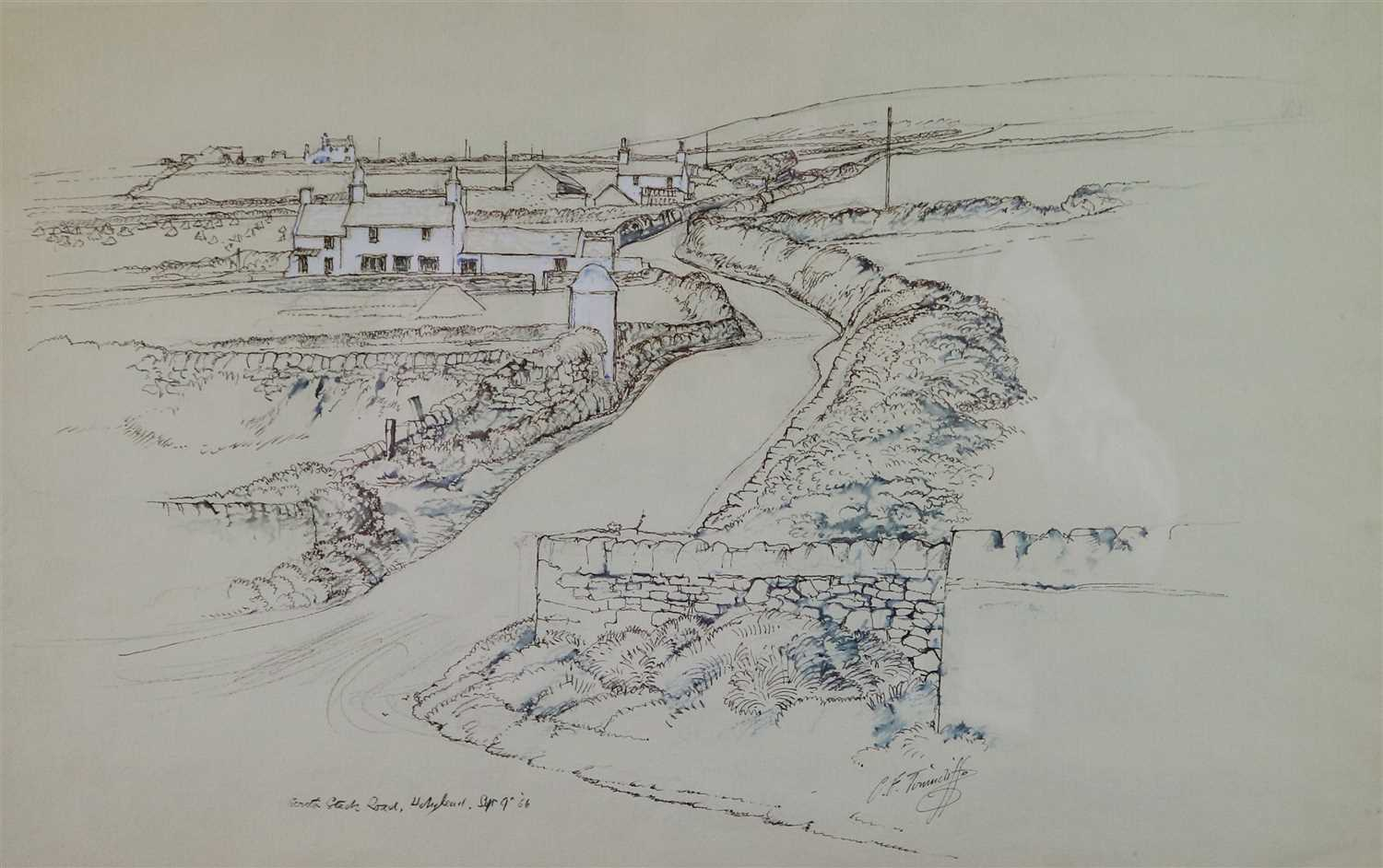 Lot 7-Charles Frederick Tunnicliffe (1901 - 1979), Holyhead