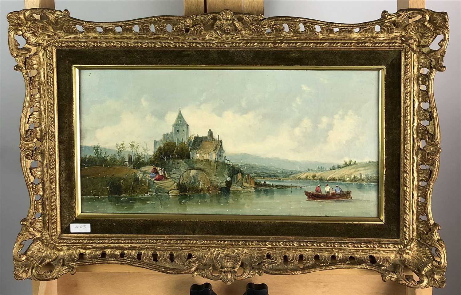 Lot 24-River landscape