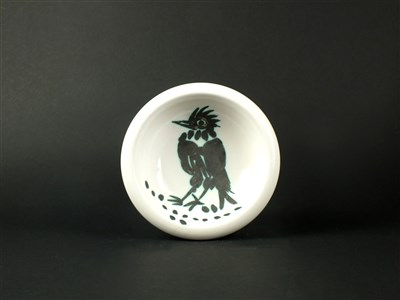 Lot 94 - Pablo Picasso - 'Oiseau a la Huppe'