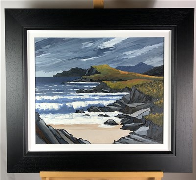 Lot 16-David Barnes, The Wild Coast