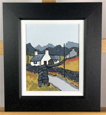 Lot 17-David Barnes, Hill Cottages