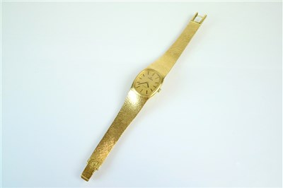 Lot 354-A Ladies Omega wristwatch