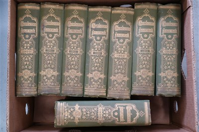 Lot 47-Chamber's Journal 1890, 1892-1915. 25 vols, most...
