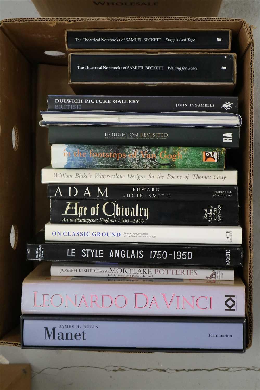 Lot 7-RUBIN, James H, Manet. Folio, 2010, in slip case. ...