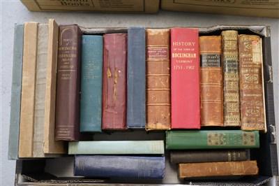 Lot 33-HAYWARD, John. The New England Gazetteer, Bolton...