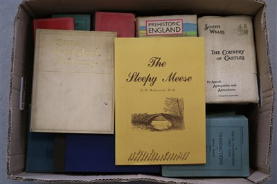 Lot 35-ROBINSON, D H, The Sleepy Meese. 4to, Albrighton...