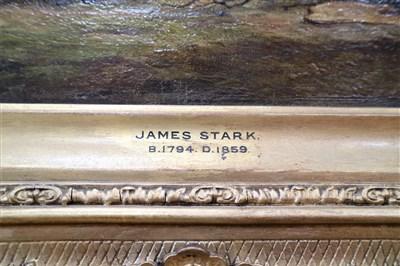 Lot 4-Manner of James Stark. landscape