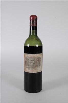Lot 37-Chateau Lafite Rothschild 1963 1 bottle ls
