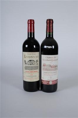 Lot 46-Bordeaux Box Red 3: Cordier Saint Emilion...