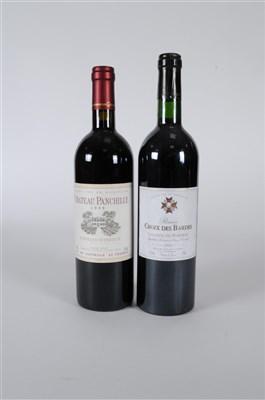 Lot 47-Bordeaux Box Red 4   Chateau de Rabouchet 1993 2...