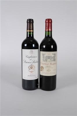Lot 48-Bordeaux Box Red 5   Calvet Reserve 2000 1 bottle ...