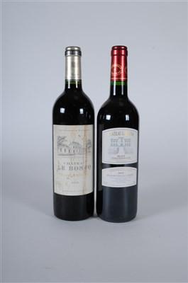 Lot 50-Bordeaux Box Red 7   Chateau Le Bosq 2003 Saint...