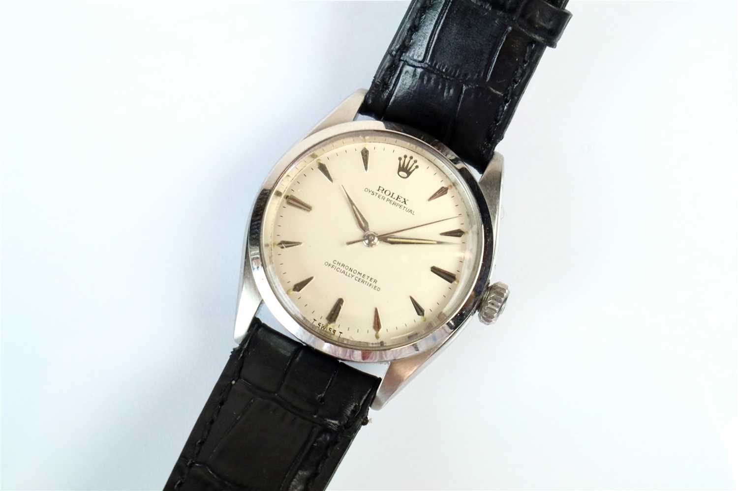 355 - A Rolex Oyster Perpetual Ref. 6284