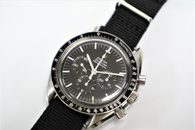 Lot 343-A Gentlemans Omega Speedmaster