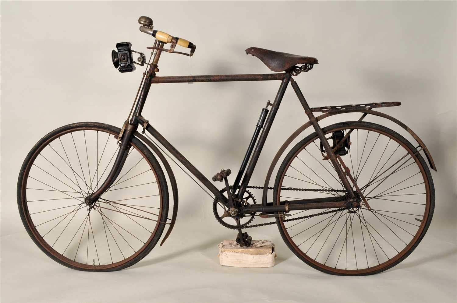 250 - An early 20th century Quadrant bicycle