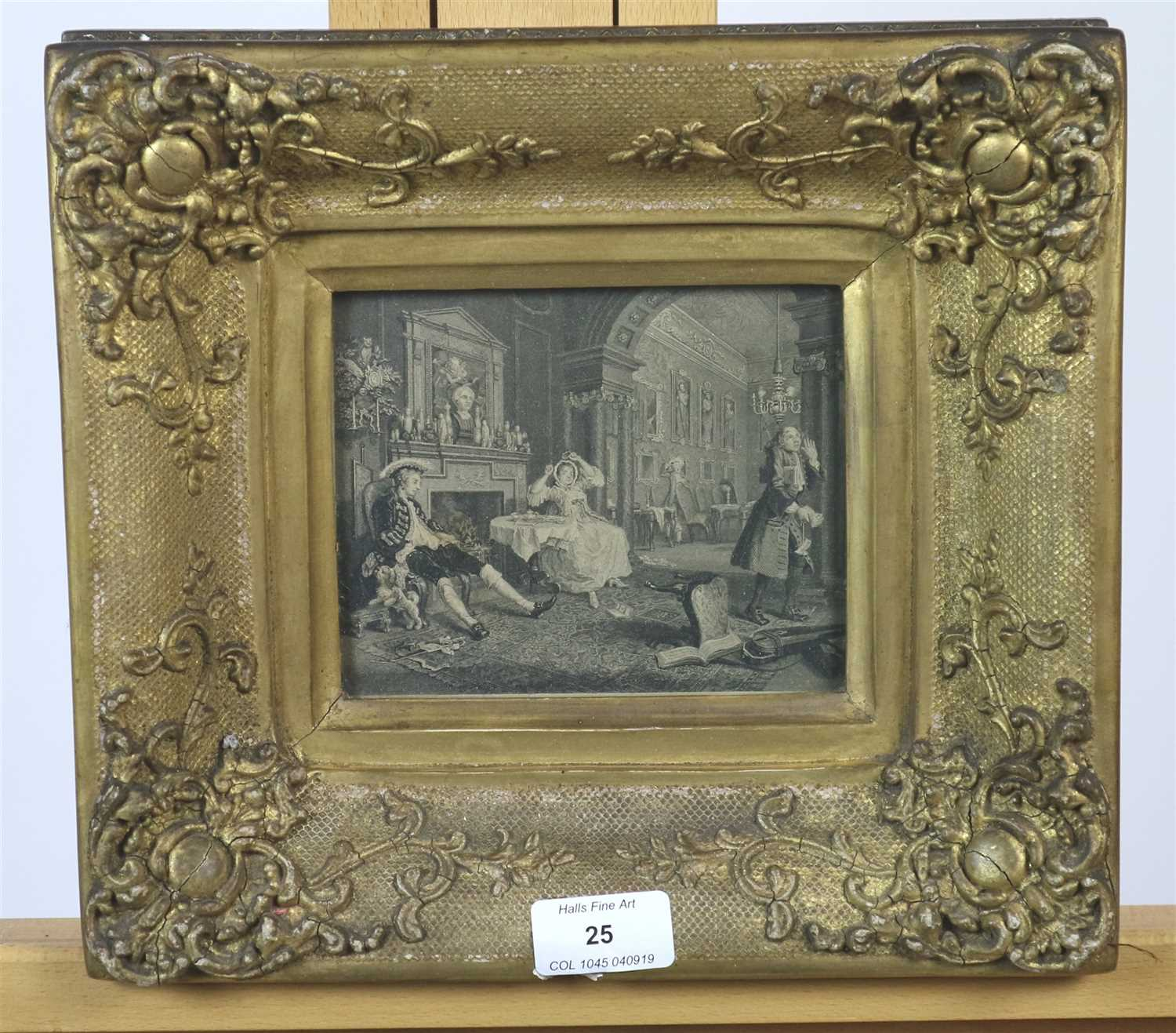 Lot 25-Collection of prints
