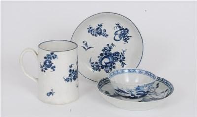 Lot 6-18th century English porcelain