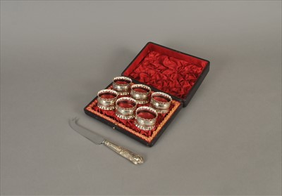 Lot 23-A collection of silver plated wares