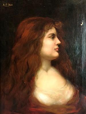 Lot 8-A F Hill, Portrait