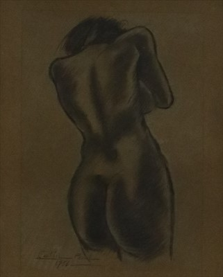 Lot 17-Colin Paul (French 1892-1985), Two Nude Studies