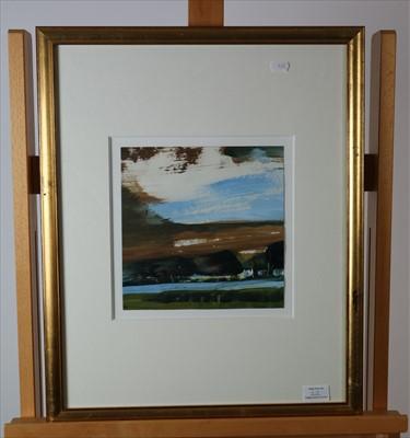 Lot 22-Jurgen Geith (German 20th Century), Moorland Landscapes
