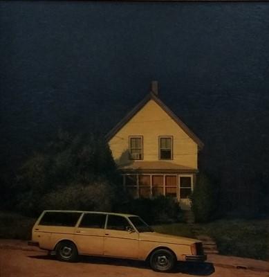 Lot 6-Manner of Edward Hopper (1882-1964), American School, Bleak House