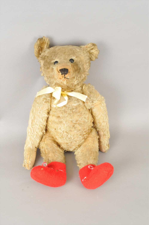 654 - 'Jim', a large early Steiff teddy bear