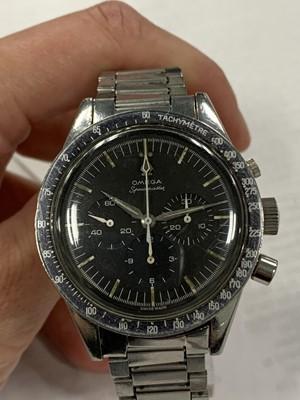 Lot 173 - An Omega Speedmaster wristwatch