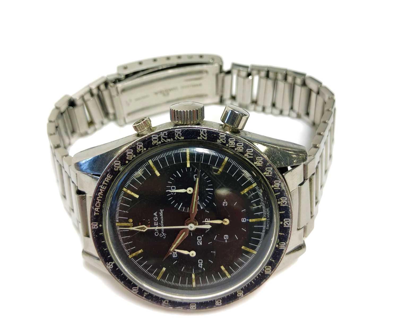 173 - An Omega Speedmaster wristwatch