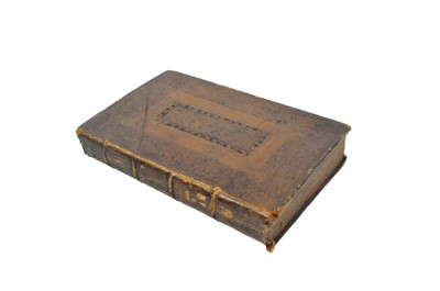 Lot 20 - John Greenfield, MD, A compleat treatise of...