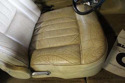 Lot 486 - 1970 bentley t series mulliner park ward 2-door fixed head coupe