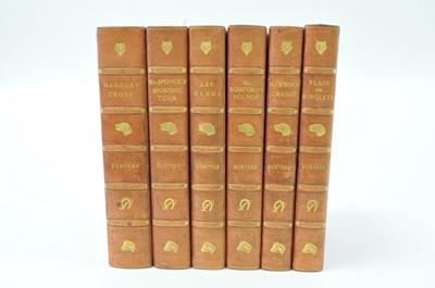 Lot 15 - SURTEES, R S, Sporting novels. Bradbury, Agnew...