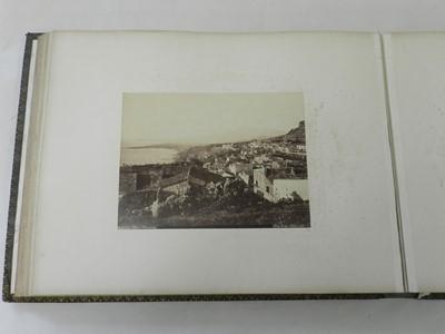 Lot 22 - ALBUM OF PHOTOGRAPHS. London Stereoscopic...