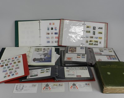 Lot 29 - A large collection of British and World stamps