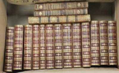 Lot 43 - DICKENS, Charles, Works. Chapman & Hall,...
