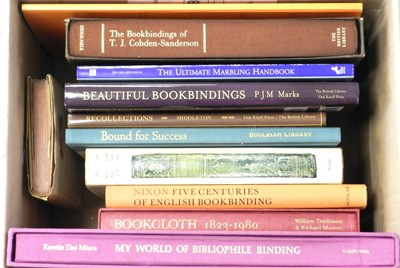 Lot 4 - BOOKBINDING. Miura, Kerstin Tini, My World of...