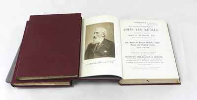 Lot 6 - CATALOGUE OF THE MONTAGU COLLECTION of Greek...