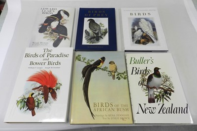 Lot 48 - COOPER, William T, The Birds of Paradise and...