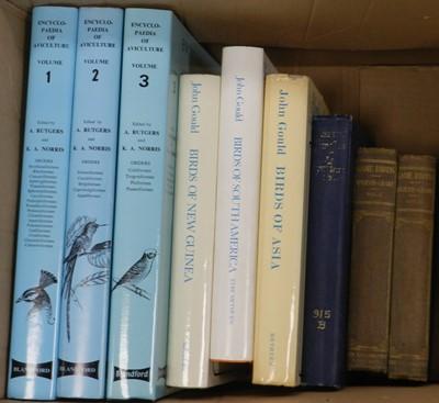 Lot 49 - RUTGERS & NORRIS, Encyclopedia of Aviculture,...