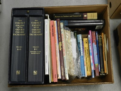 Lot 51 - THE COMPACT EDITION of the Oxford English...