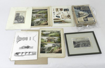Lot 53 - ROLT, L T C, The Inland Waterways of England....