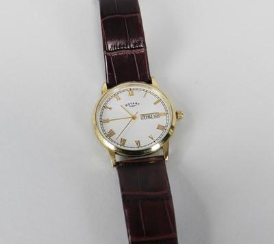 Lot 40 - A gentleman's Rotary wristwatch