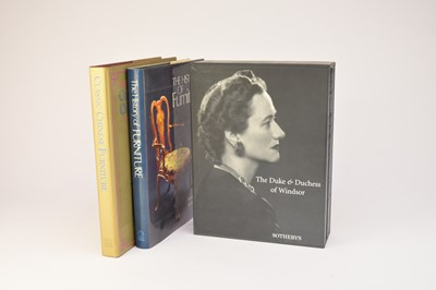Lot 8 - DUKE AND DUCHESS OF WINDSOR SALE, Sotheby's,...