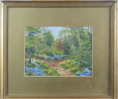 Lot 2 - British School (20th Century) Two Landscapes