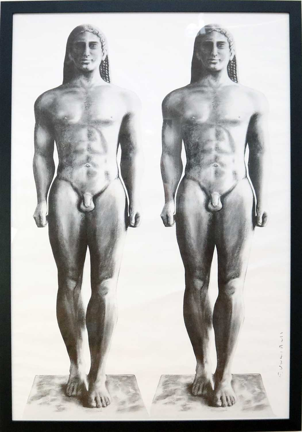Lot 23 - Edward Bell (British Contemporary) Tin Machine Fly Poster